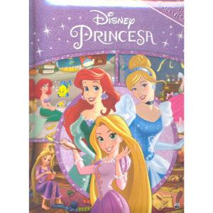 Busca y encuentra: Princesa Disney