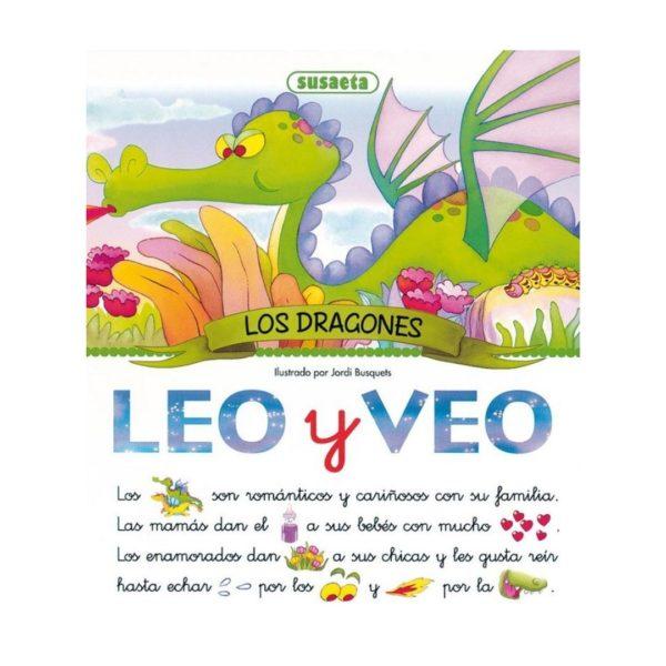 Leo y veo los dragones