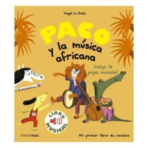 Paco y la música africana