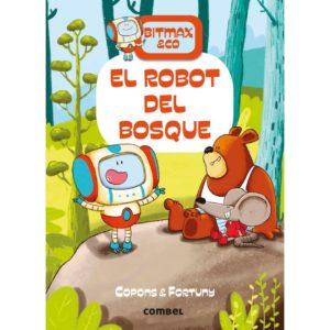 Bitmax 1 El robot en el bosque