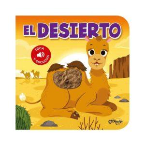 Toca y escucha el desierto