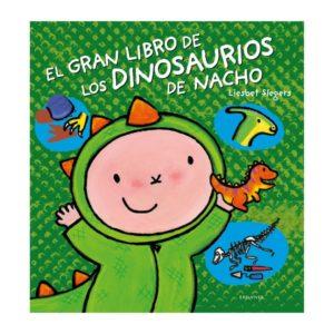 El gran libro de los dinosaurios de Nacho