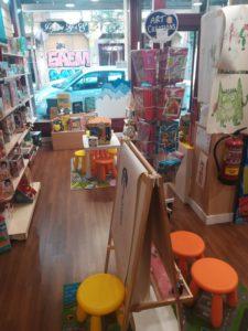 Sala de ventas librerías infantiles