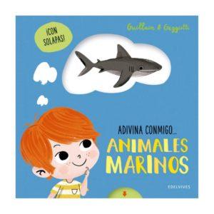 Adivina conmigo los animales marinos